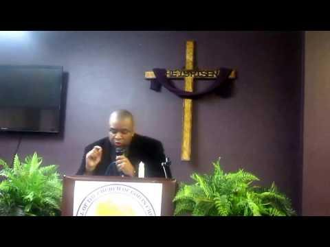 Pastor Graham of CCF @ Beth-El North 4th Church Anniversary (2)