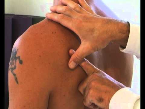 Thai Acupressure For A Frozen Shoulder.mov