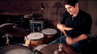 Daft Punk - Giorgio by Moroder - David Cannava drum cover