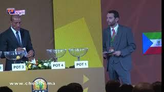 بالفيديو..لحظة إعلان حجي عن نتائج قرعة إفريقيا للمحليين بالمغرب | بــووز