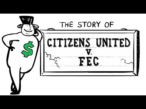 Story of Citizen United - Get Money out of Politics