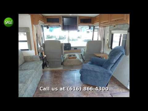 2000 Winnebago Adventure 35U, Class A Gas, in Rockford, MI