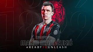 #ReadyToUnleash | Mario Mandžukić