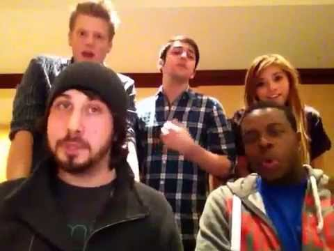 Moves Like Jagger - Pentatonix (Maroon 5 Cover)