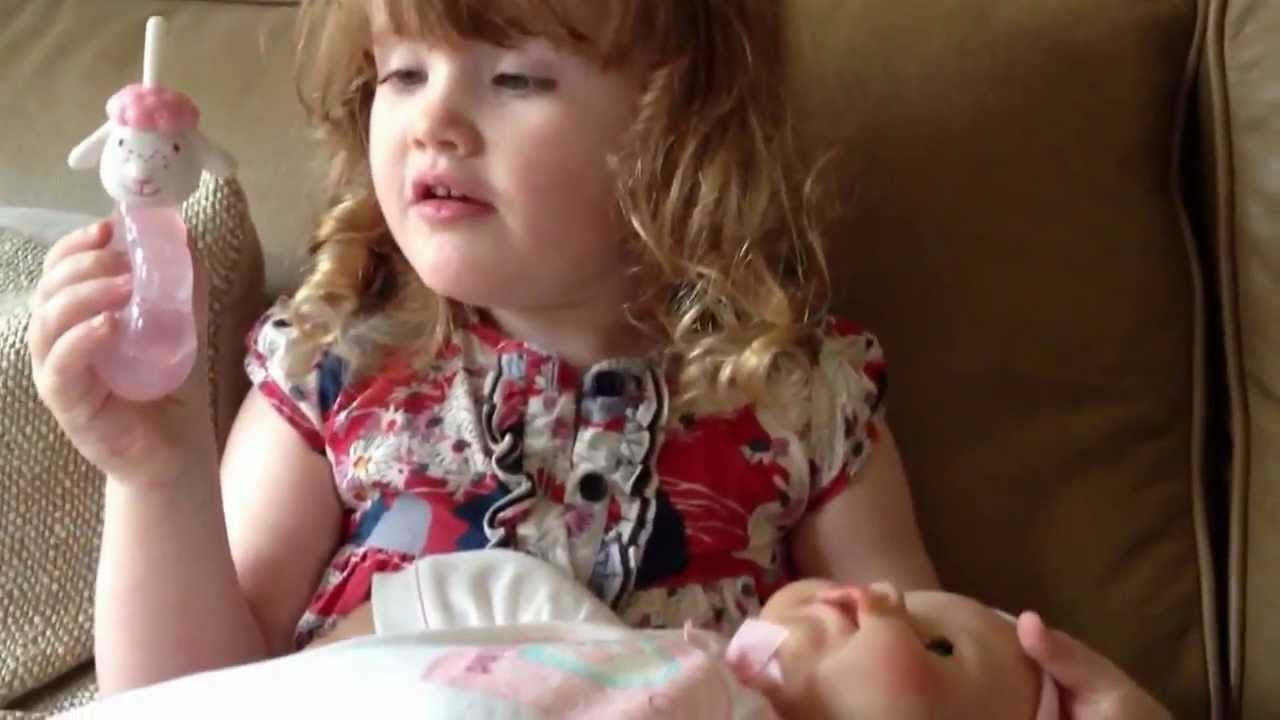 Baby Annabell - YouTube