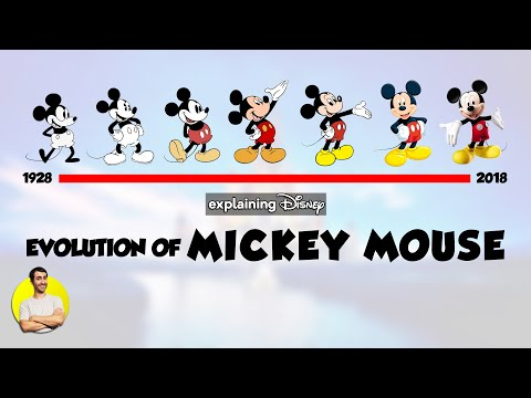 Мики Маус навърши 90 години