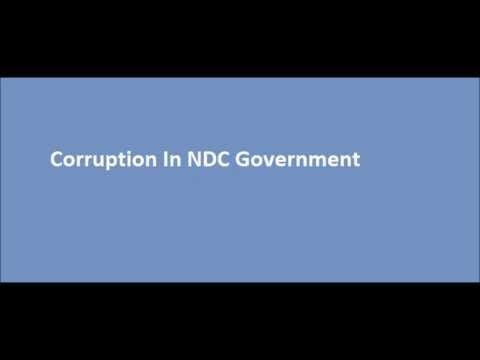Corruption In NDC Government: Victoria Hammah leaked tape