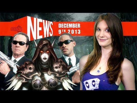 GS Daily News - NSA spying on Xbox Live + WoW, Fallout 4 website is a hoax!