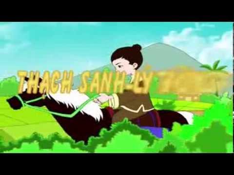 Thạch Sanh và Lý Thông   Phim hoạt hình cổ tích Việt nam   Cuộc chiến giữa thiện và ác