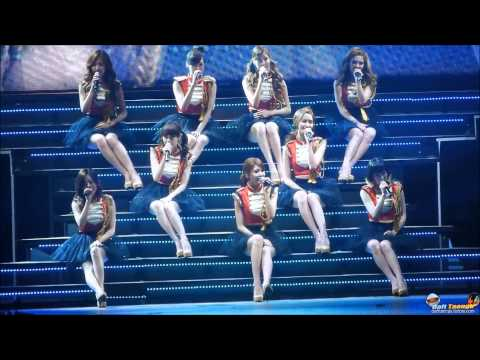 [Fancam] SNSD Complete 2nd Asia Tour in Seoul 2011