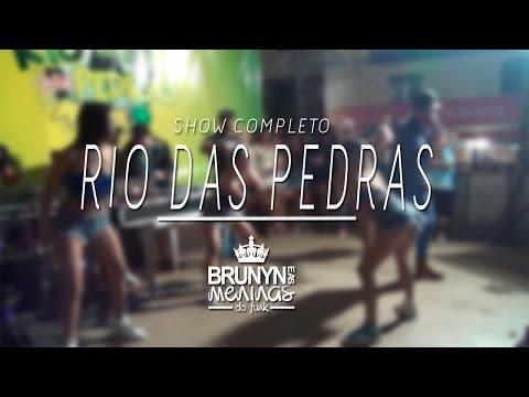 MC.BRUNYN E AS MENINAS DO FUNK. NA PRAÇA DO RIO DAS PEDRAS