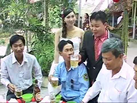 Đám cưới Hai An Miệt Vườn p4 - Quán Miệt Vườn