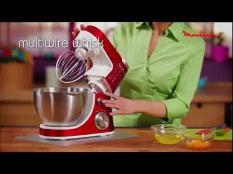 moulinex kitchen machine masterchef gourmet youtube. Black Bedroom Furniture Sets. Home Design Ideas