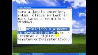 Como Ativar O Windows Xp Como Original + Chave Windows Xp