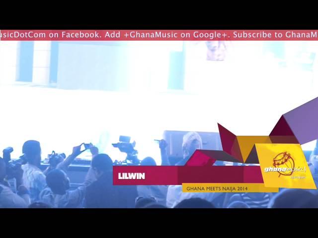 Lilwin - Sells 'wee' as medicine at Ghana Meets Naija '14 | GhanaMusic.com Video