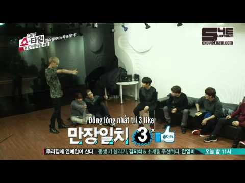 [VIETSUB FULL CAPTION] EXO's SHOWTIME EP 9 [EXOVIETNAM.COM]
