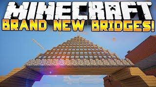 Minecraft: BRAND NEW BRIDGES! W/Preston, BajanCanadian