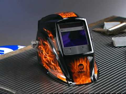 Miller Elite Series Welding Helmet Overview