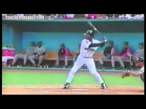 Ken Griffey Jr. Hitting Mechanics - YouTube