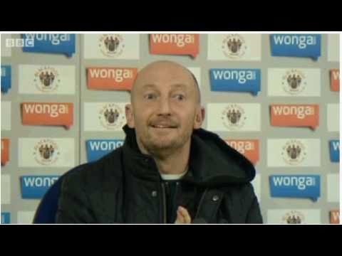 Funniest Interview Of Ian Holloway On The FIFA Winter World Cup, Platini and Blatter and Turkey!