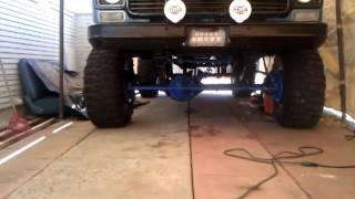 1977 Chevrolet K10 Cheyenne 4x4 Lifted