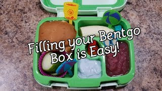 Twenty-Fifth Week Of School Lunches - What She Ate - Bento Style Lunch - Bentgo Box - Bento Lunch