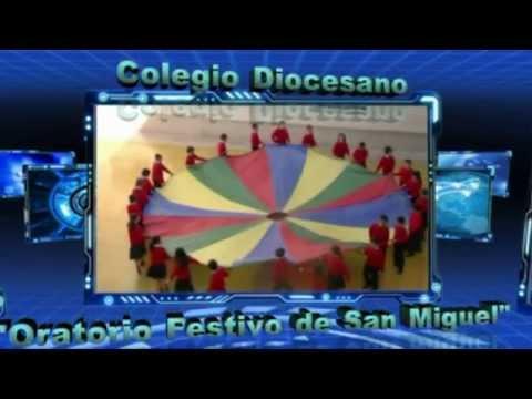 Presentación Colegio Oratorio Festivo de San Miguel