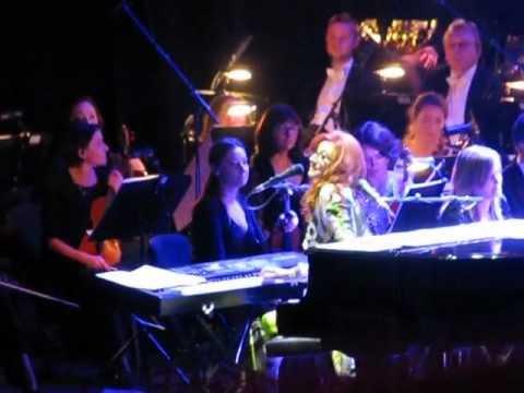 "Tori Amos ""Improv/Merman"" 13/10/2012, Warsaw, PL"