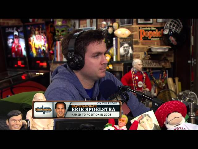 Erik Spoelstra on the Dan Patrick Show (Full Interview) 2/24/14