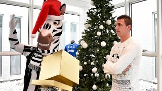 Juventus Christmas Carol!