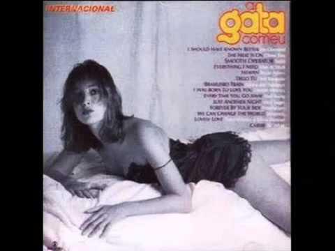 A  GATA   COMEU  INTERNACIONAL  1985