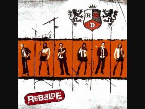 RBD - Rebelde 2004 - 02 Sólo Quédate En Silencio