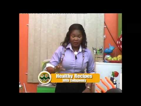 Healthy recipes with Celiapenny ep 1