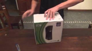 Unboxing Abriendo Xbox 360 Slim Original! Comentado