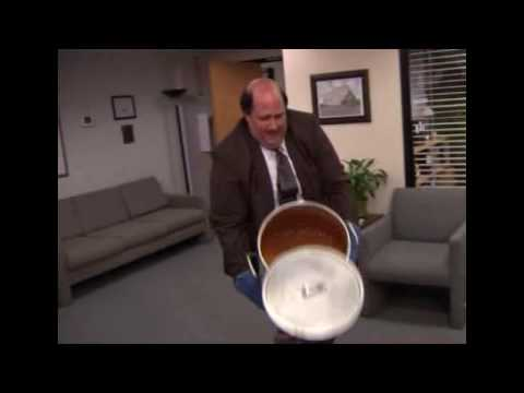 Kevin 39 s famous chilli youtube - The office american version ...