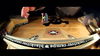 Fingerboarding Grand Illusion IV