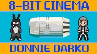 Donnie Darko as an 8-Bit Video Game