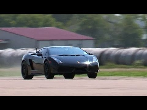 Underground Racing Superleggera Lamborghini - Texas Invitational testing