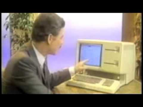 Apple Lisa computer - commercial, Apple Lisa computer - commercial