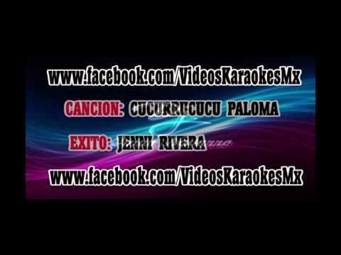 Karaoke de Por un amor jenny rivera