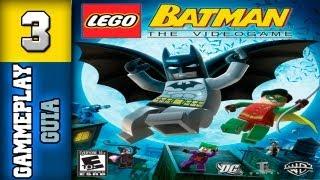 """LEGO Batman 1 Guía Español Parte 3 """"Misión 3"""