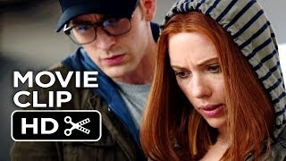 Captain America: The Winter Soldier Movie CLIP Hacking
