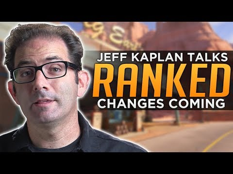Overwatch: Jeff Talks Ranked CHANGES Coming!