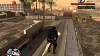 Gta San Andreas Como Pasar La Mision Del Tren Mas Facil Y