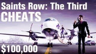 Saints Row 3 Cheats: Money
