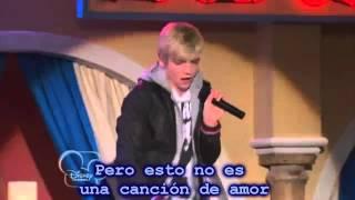 Austin Moon (Ross Lynch) Not A Love Song (Sub Español