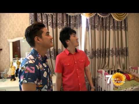 Thăm nhà Dương Ngọc Thái - 7 Ngày Vui Sống [VTV9 - 09.04.2015]
