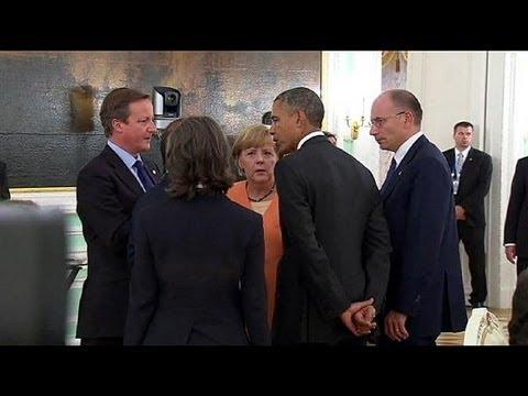 G20: Obama-Hollande sulla Siria non convincono i partner