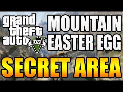 GTA 5 -  Get Inside Of Mount Josiah Possible Easter Egg!? +