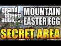 GTA 5 - Get Inside Of Mount Josiah Possible Easter Egg
